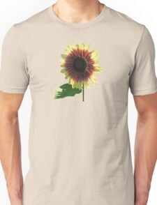 Sunflower Ring of Fire Unisex T-Shirt