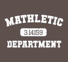 Mathletic Department Kids Clothes