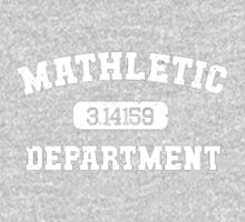 Mathletic Department One Piece - Long Sleeve