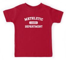 Mathletic Department Kids Tee