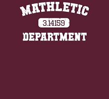 Mathletic Department Unisex T-Shirt