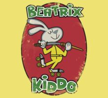 BeaTRIX Kiddo- A Mash Up of Cereal and Revenge Kids Tee