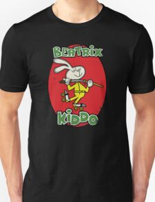 BeaTRIX Kiddo- A Mash Up of Cereal and Revenge Unisex T-Shirt