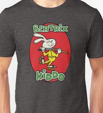 BeaTRIX Kiddo- A Mash Up of Cereal and Revenge Unisex T-Shirt