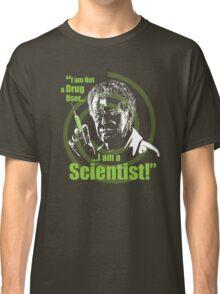 Walter Bishop - I am Not a Drug User...I am a Scientist! Classic T-Shirt