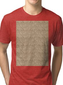 Fur Tri-blend T-Shirt