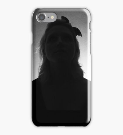 Suburban Teenager iPhone Case/Skin