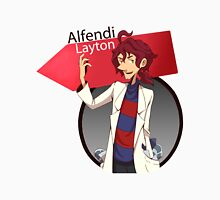 """Potty Prof"" Alfendi Layton Unisex T-Shirt"