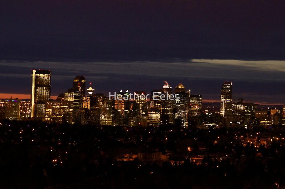 Wake up Calgary by Heather Eeles