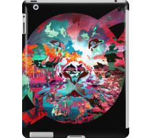 Saturn's Face iPad Case/Skin