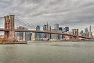 Brooklyn Bridge by JHRphotoART