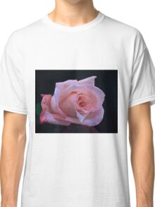 Pink Rose Classic T-Shirt