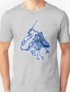 Skeleton Horse Unisex T-Shirt
