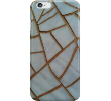 Shattered White iPhone Case/Skin
