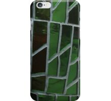 Shattered Green iPhone Case/Skin