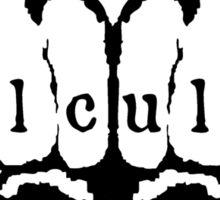 Calculus Sticker