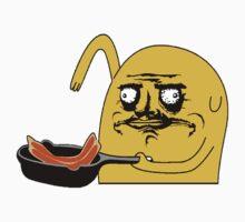 Me Gusta Bacon Pancakes Kids Clothes