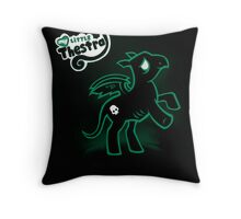 My Little Thestral  Throw Pillow