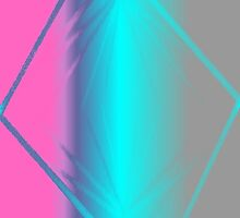 Aqua Diamond by Jennifer Walters