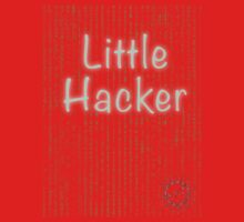 Little Hacker Kids Tee