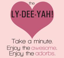 The Lizzie Bennet Diaries | The Ly-Dee-Yah! by Michael Audet