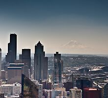 Seattle, WA by Jaime Pharr