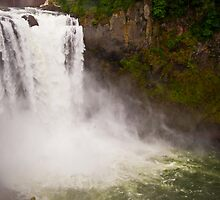 Snoqualmie Falls by Jaime Pharr