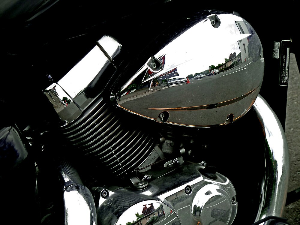 The Honda's Shadow by PictureNZ