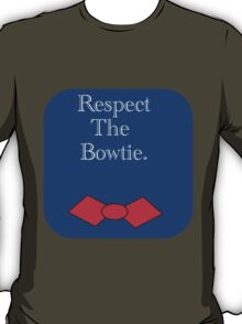 Respect the Bow Tie T-Shirt