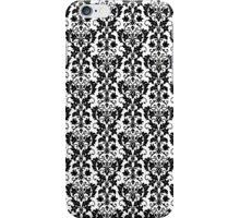 Wallpaper Heart Black iPhone Case/Skin
