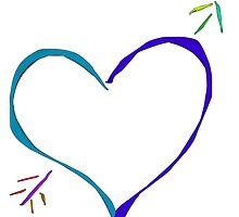 Heart with Arrow by eilish87