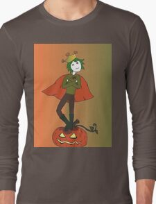 The Pumpkin King Long Sleeve T-Shirt