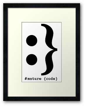 Mature code by jpmdesign
