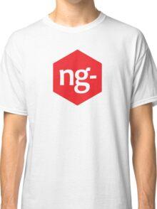 Angular.js Programmer T-shirt & Hoodie Classic T-Shirt