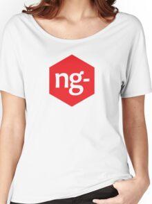 Angular.js Programmer T-shirt & Hoodie Women's Relaxed Fit T-Shirt
