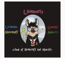 Llamawarts by FeralScience