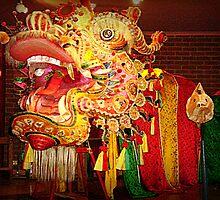 Chinese Dragon - Bendigo Museum - Vic by EdsMum