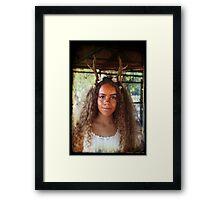 Joy 8 Framed Print