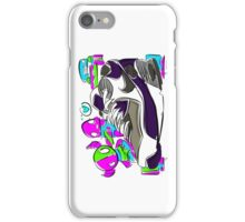 Air Max and Monsters iPhone Case/Skin