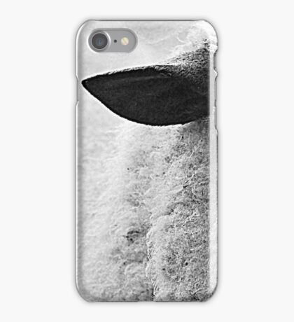 Mr Protector by Lorraine McCarthy iPhone Case/Skin