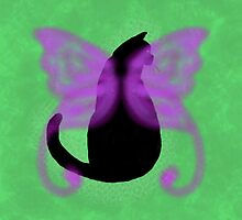 FelineFairy Logo 1 by nayohme