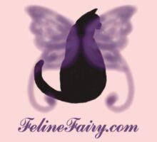FelineFairy Logo 1 Kids Tee