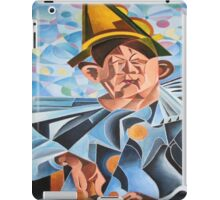 Not Clowning But Frowning iPad Case/Skin