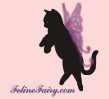 FelineFairy Logo 2 Kids Tee
