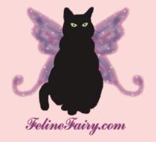 FelineFairy Logo 4 One Piece - Short Sleeve