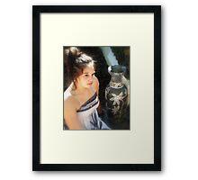 Savannah Shines Framed Print
