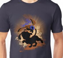 Super Smash Bros. Tan Duck Hunt Dog Silhouette Unisex T-Shirt
