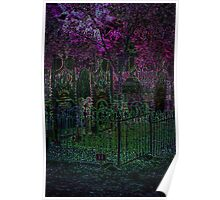 OLD Grave Yard Poster
