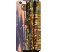Newcastle at Night iPhone Case/Skin