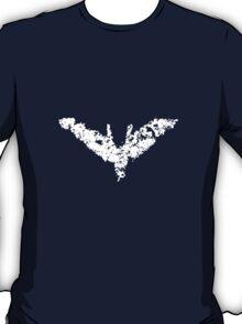Batman 'Chalk Bat Signal' from The Dark Knight Rises T-Shirt